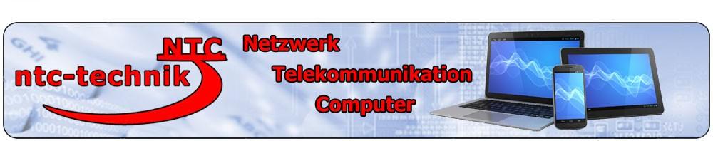 NTC-Technik  Computer & Telekommunikations Service